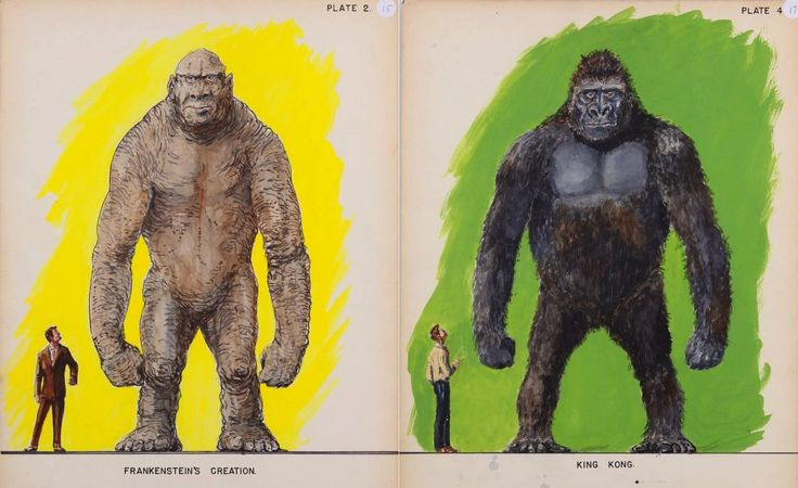 king kong 1933 and 2005 comparison and contrast Approx 250 words / page font: 12 point arial/times new roman double line spacing any citation style (apa, mla, chicago/turabian, harvard) free bibliography page.