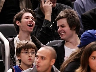 Spencer Flawless Smith and Ryan Ross <3