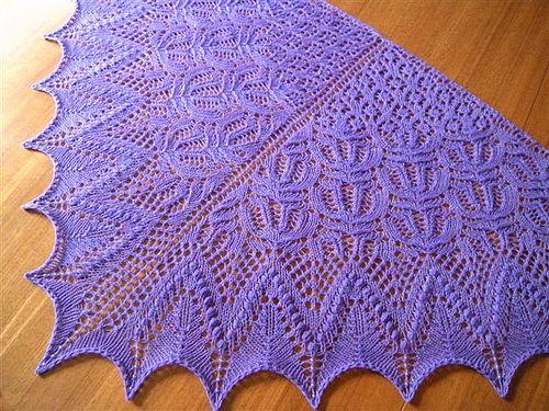 Percy Shawl free pattern by Sanne Kalkman Knitting Knitting Knitting PINS f...