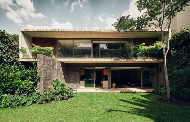 Galería de Casa Sierra Leona / JJRR/ARQUITECTURA - 1