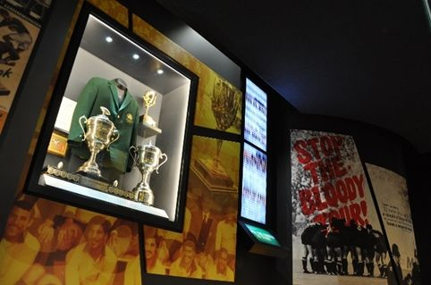 Springboks open new rugby museum at V & A Waterfront, #Capetown. Read more ...