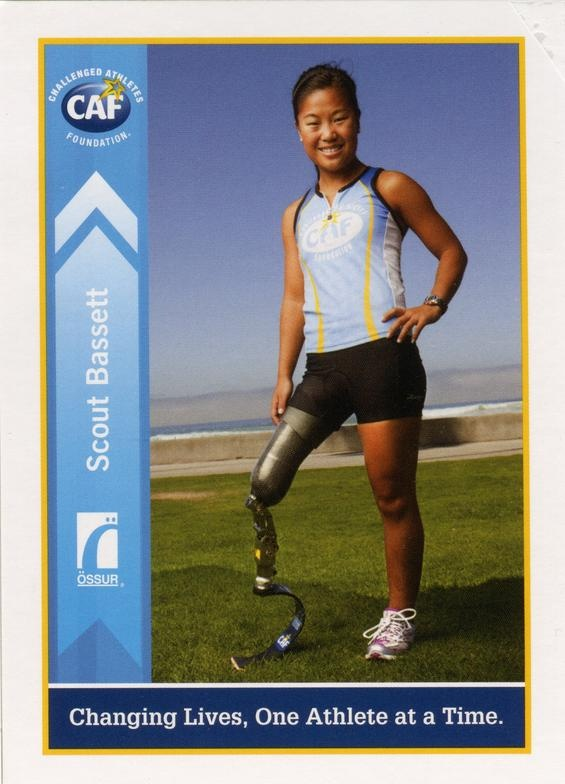 This young lady's story is definitely encourage for all of us to be better people and achieve all of our dreams!