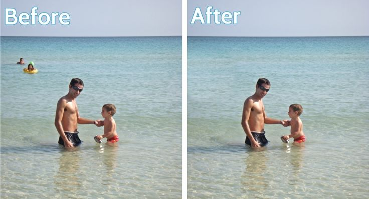 Tutorial:  How To Remove Unwanted Objects From Your Photos With Our Clone Tool.