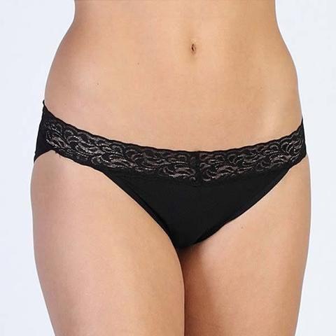 Exofficio Women's Give-N-Go Lacy Low Rise Bikini - Fast Drying Travel Underwear