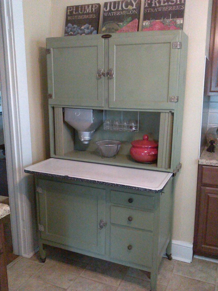 Painted Hutch Ideas