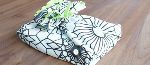 Tutorial for making your own Furoshiki square