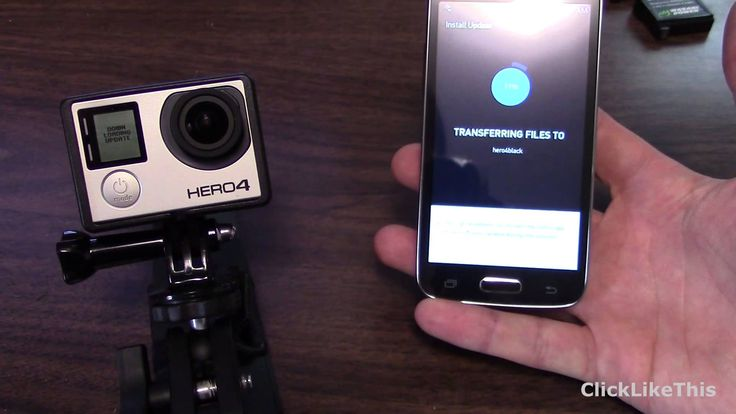 How to Update Your GoPro Hero4 Firmware (and Fix a Fail) - YouTube
