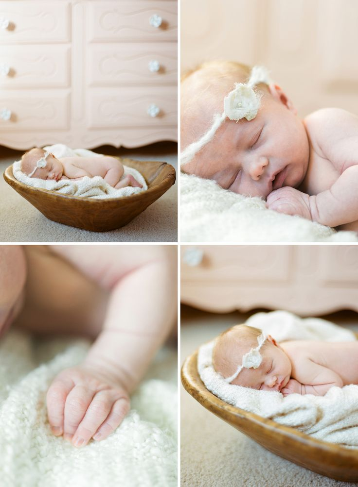 Baby Penelope and Her Sweet Nursery / Photo by The McCartneys Photography www.meetthemccartneys.com
