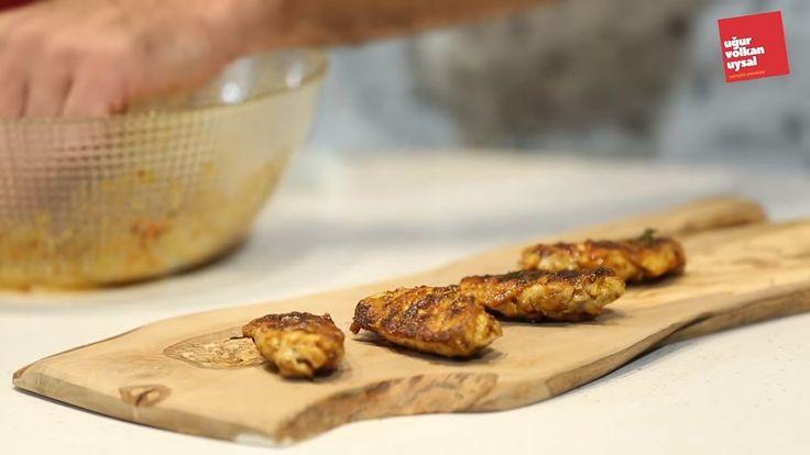 Evde Tavuk Kanadı Mangal Lezzeti Nasıl Yapılır (Yemek Tarifleri)