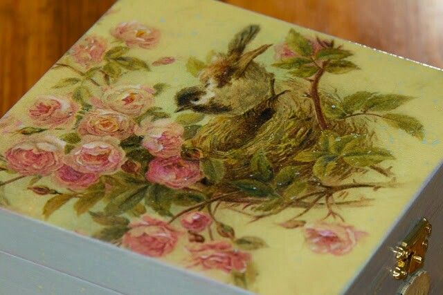 Herbaciarka // tea box