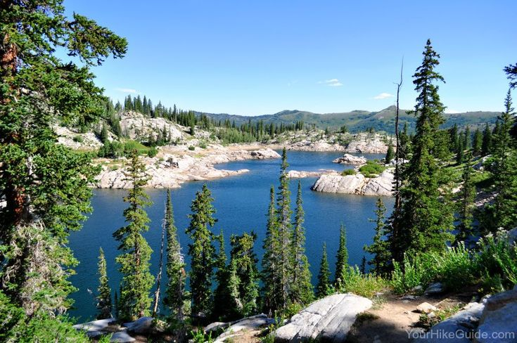 The Brighton Lakes, located up Big Cottonwood Canyon near Salt Lake City, are reached from the trailhead at Brighton Resort Lodge at the end of Big Cottonwood Canyon Road. The lakes are Dog Lake, L…