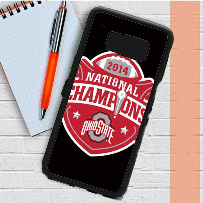 Ohio State Champ Logo Samsung Galaxy S8 Plus Case Casefreed