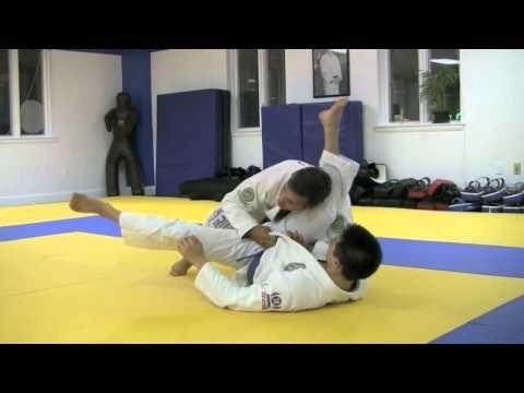 Brazilian Jiu-Jitsu: Pedro Sauer Helio Gracie Guard Pass