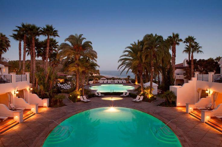 Bacara Luxury Resort  Santa Barbara, California