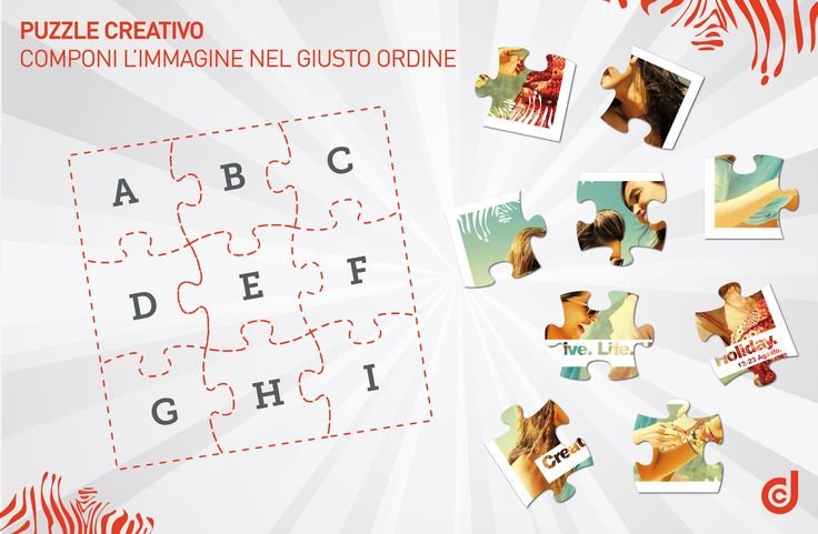 #puzzle #gioco #game #creatività
