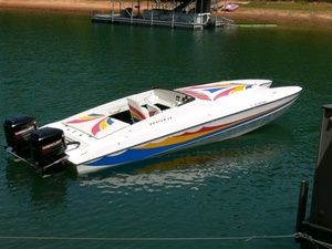skater boats | ... skater category power boats high performance boats model 28 cat boat
