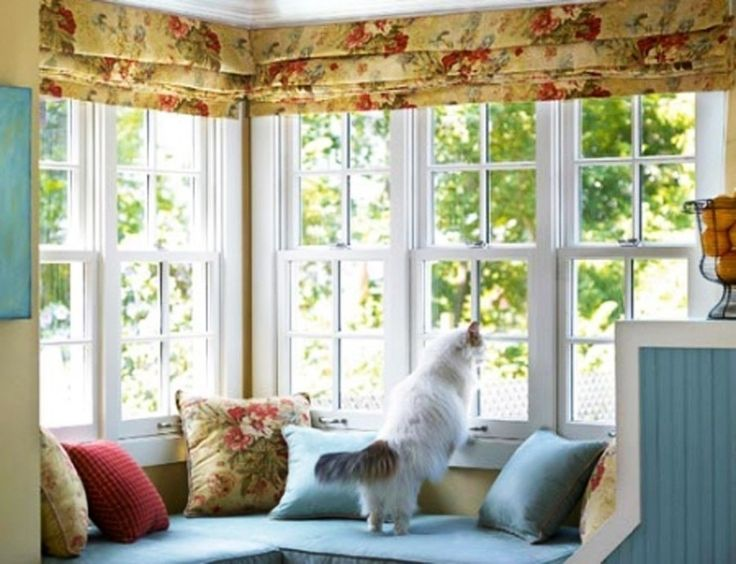 35 вариантов дизайна подоконников для уютного дома - Сундук идей для вашего дома - интерьеры, дома, дизайнерские вещи для дома