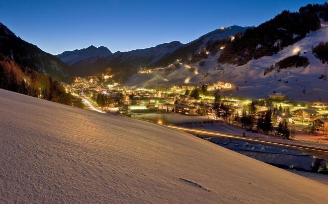 St. Anton am Arlberg in Winter - St. Anton am Arlberg