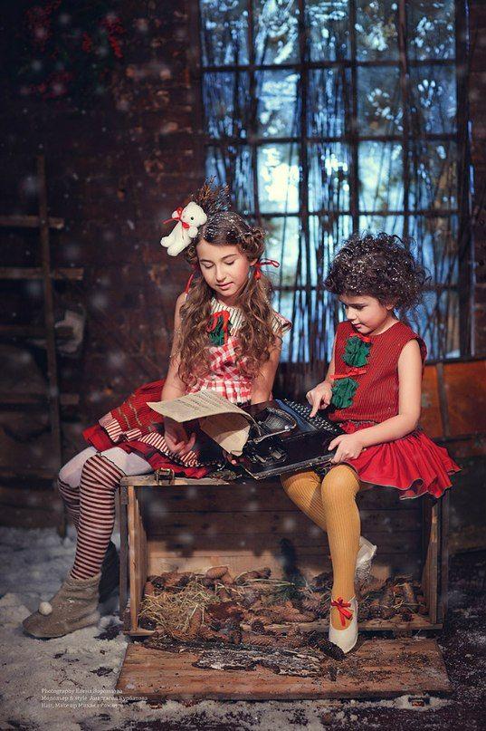 Photographer - Elena Voronzova  www.voronzovaelena.ru  MUAH - Misha Romanoff  Kids Fashion Designer & Stylist - Anastasia Kurbatova