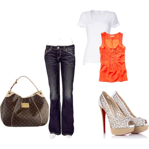 Cant go wrong with Christian Louboutin heels and a Louis!: Weekend Outfits, Christian Louboutin
