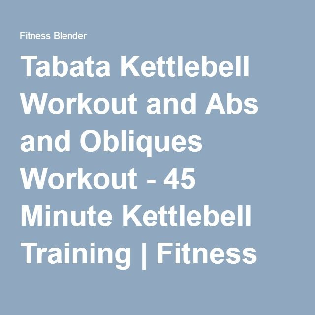 10 Best Kettlebell Exercises For Strong And Sculpted Abs: 17 Best Ideas About Oblique Workout On Pinterest
