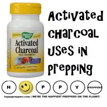 Got charcoal? We're not talking Kingston here, but activated charcoal, which is…