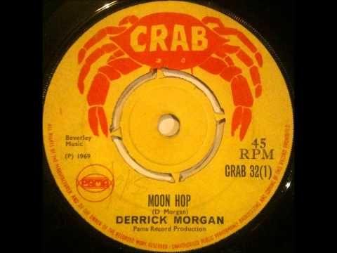 Derrick Morgan - Moon Hop