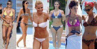 Vip in bikini... chi vi piace di più?