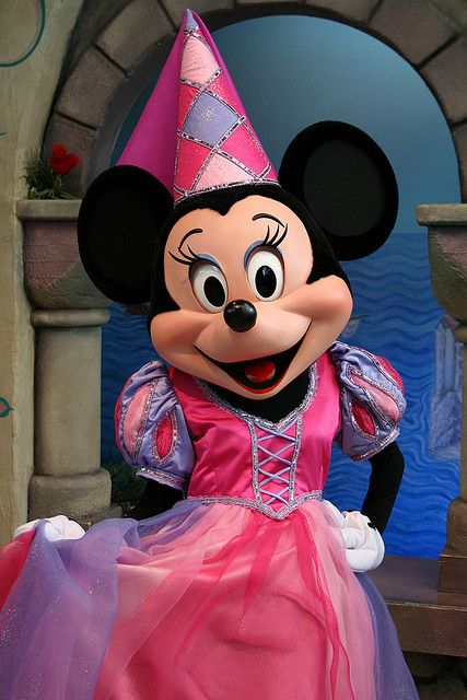 78 best images about disney characters minnie mouse on - Princesse minnie ...