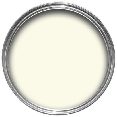 This white is Fresh looks great in the boys bedroom  Colours One Coat Matt Emulsion Paint Antique White 2.5L