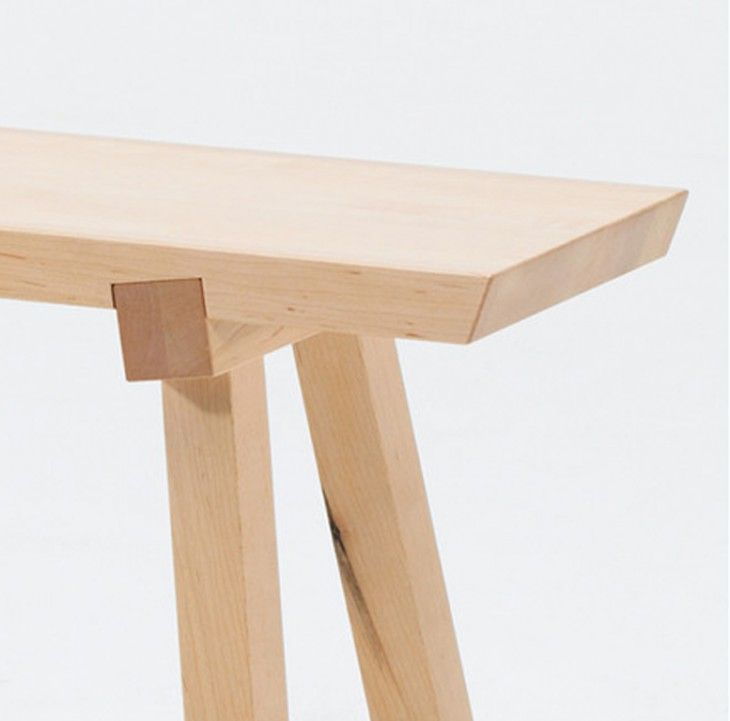 simple and nice wooden connection (Torii-S)