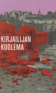Kirjailijan kuolema | Kirjasampo.fi - kirjallisuuden kotisivu