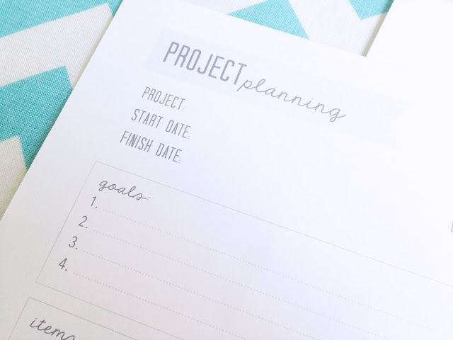 Best Plan  Project Planners Images On   Planner