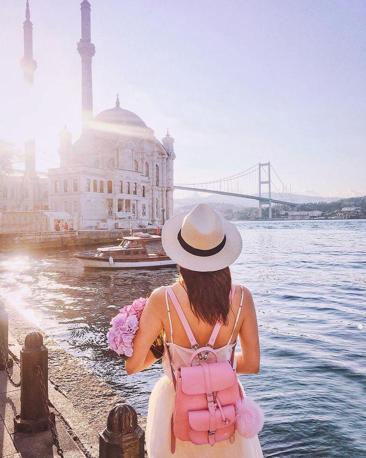 10 Most Instagrammable spots in Istanbul, Turkey