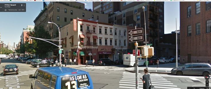 Gyazo - 274 Вест-Бродвей– Google Карты - Google Chrome