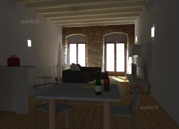 Cagliari zona villanova indipendente bivano - Appartamenti In vendita a Cagliari