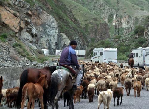#Viaggi: #asia centrale 18.000 km da  (link: http://ift.tt/24hcFPi )