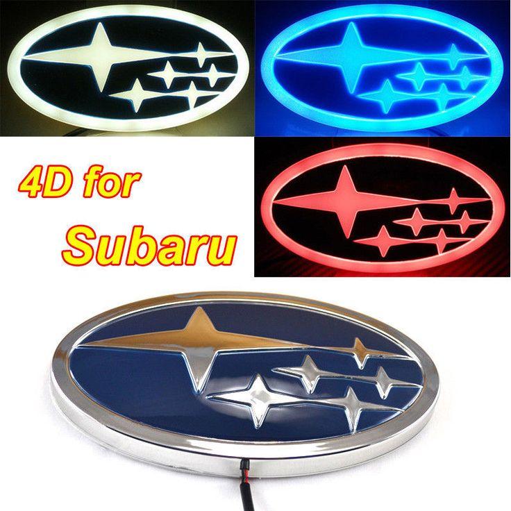 $30.00 (Buy here: https://alitems.com/g/1e8d114494ebda23ff8b16525dc3e8/?i=5&ulp=https%3A%2F%2Fwww.aliexpress.com%2Fitem%2F4D-Car-Decoration-Logo-Lights-Led-Auto-Badge-Emblem-Lamp-Led-Waterproof-Blue-Red-White-For%2F32691638364.html ) 4D Car Decoration Logo Lights Led Auto Badge Emblem Lamp Led Waterproof Blue Red White For Forester XV Legacy Impreza Outback for just $30.00