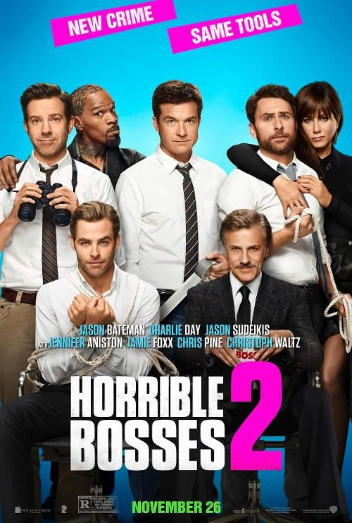 'Horrible Bosses 2′ Review: The Team Is Much More Horrible This Time Around