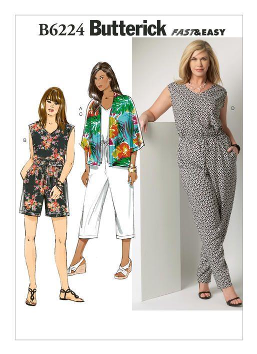 Mejores 8 imágenes de sewing patterns en Pinterest | Patrones de ...