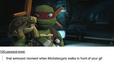 Tmnt 2012 Funny Quotes by @quotesgram