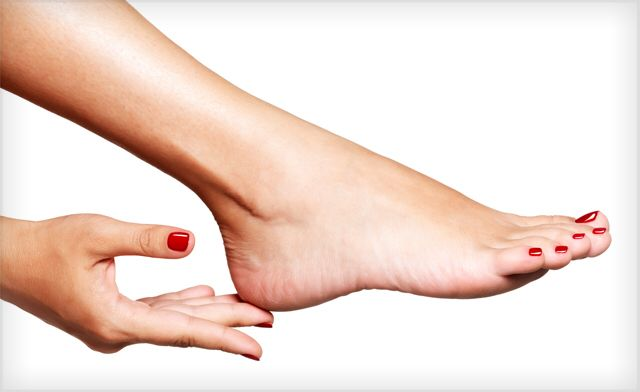 $39 for a Manicure & Pedicure with Free Paraffin Foot Wax Treatment (an $80 Value)