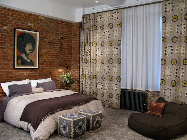 Attractive Bohemian Moroccan Eclectic Style Bedroom