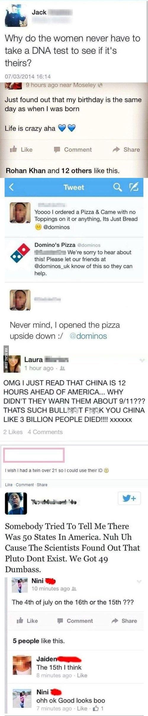 La stupidità non ha limiti...
