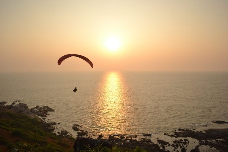 Flight Vienna to Goa for just 366 EUR