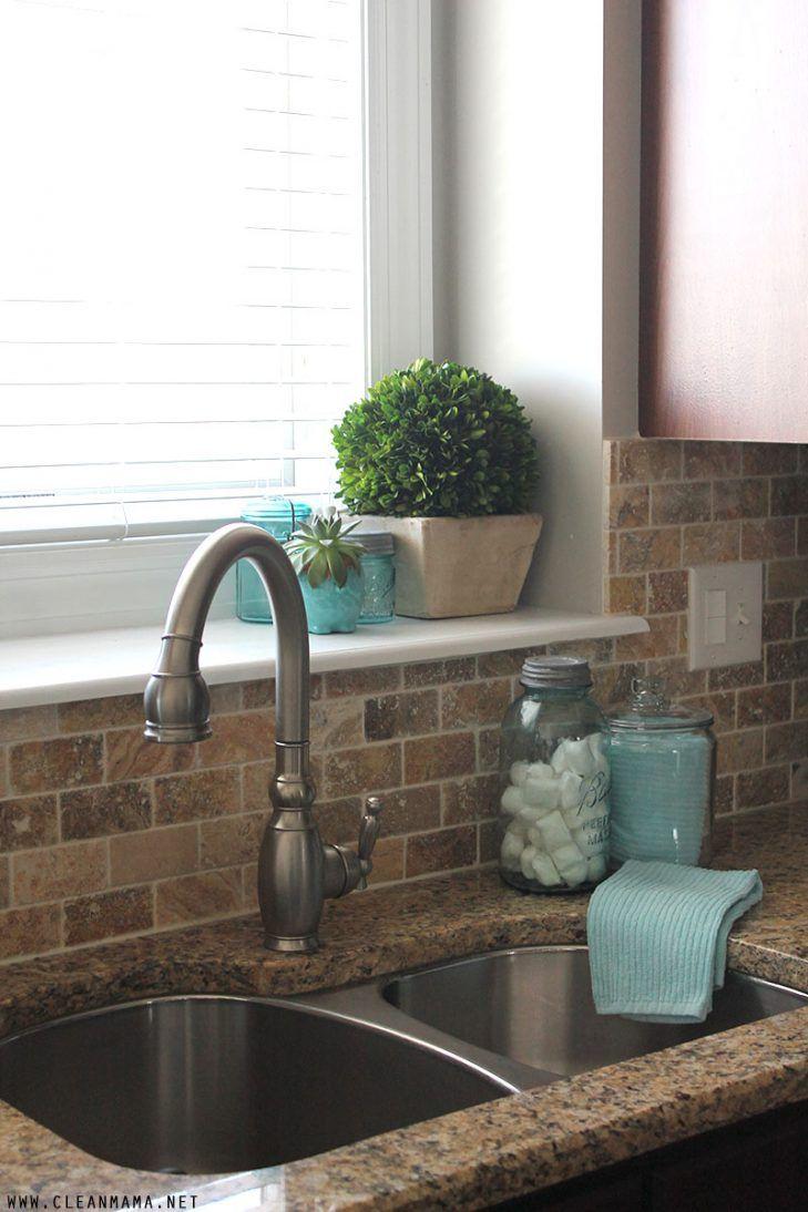 So Reinigen Sie Granit Arbeitsplatten In Kuche Granit Arbeitsplatte Arbeitsplatte Kuche