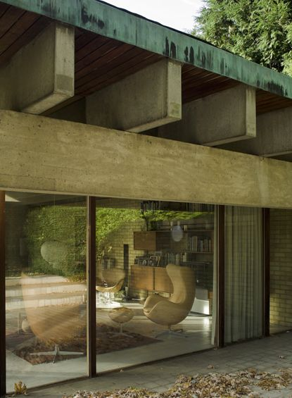 Utzon House in Harpenden UK