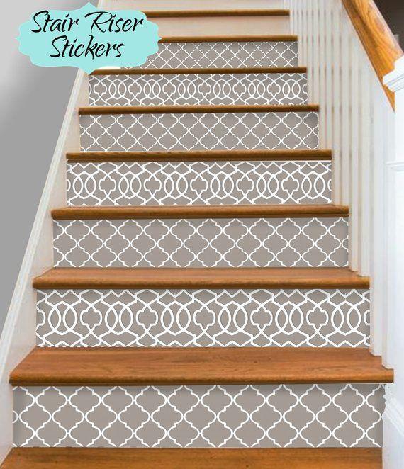 Best 15Steps Stair Riser Vinyl Strips Removable Sticker Peel 400 x 300