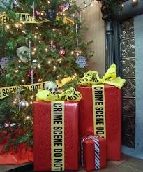 The most memorable holiday decorations are the ones that challenge tradition. Wrapping your Christmas tree in police line do not cross tape is a funny way to let others know that you recognise how lopsided and garish your Christmas tree is. You can even create a small barricade around your tree with any crime scene tape and polish this scene off with a chalk outline of Santa or one of his tiny elves! Visit our site for your decor tapes at /www.crimescenetape.co.uk  ‪#‎crimescenetape‬…