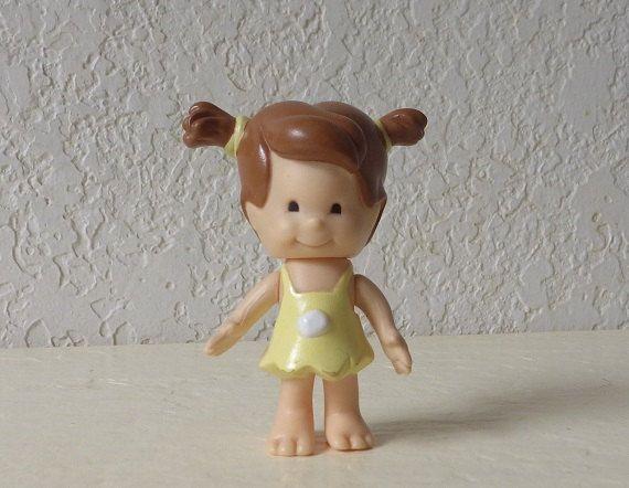 Meet Micki Slaghoople.  She is Wilma Flintstone's younger